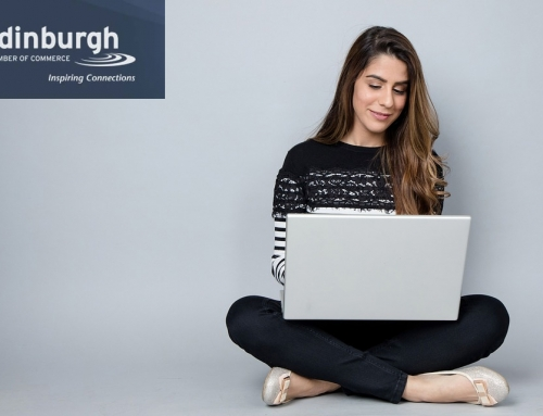Blogging for business 16 March 2020 Edinburgh